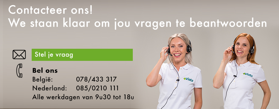 Online apotheek - Contacteer ons