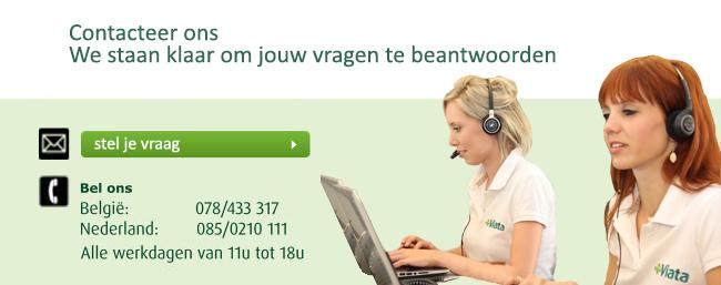 Apotheek online - Contacteer ons