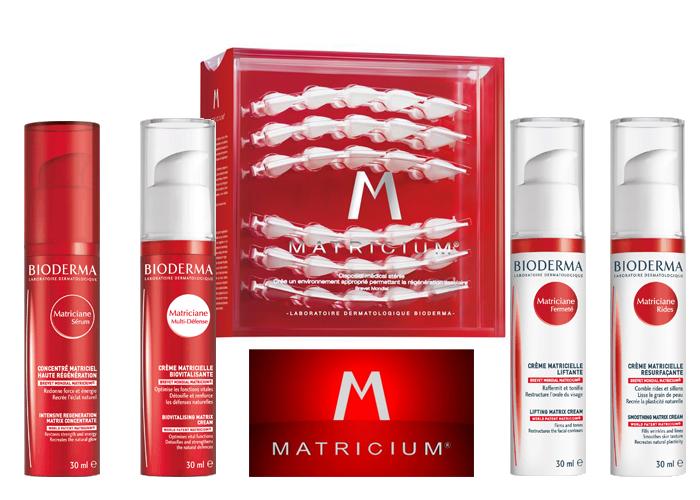 Produits Bioderma Matricium
