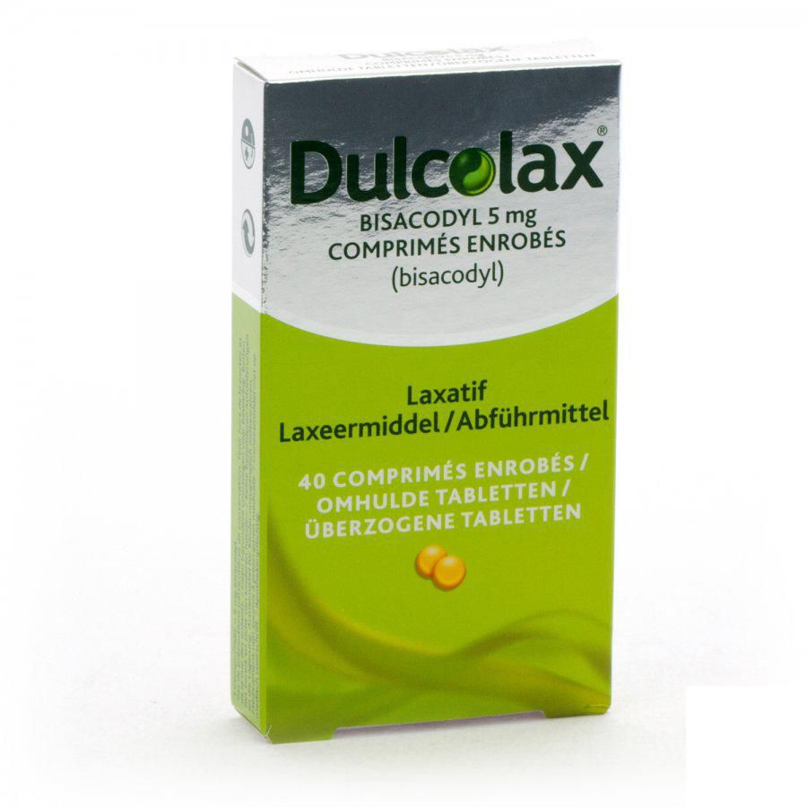 dulcolax dosering