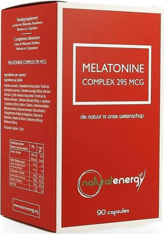 Natural energy producten