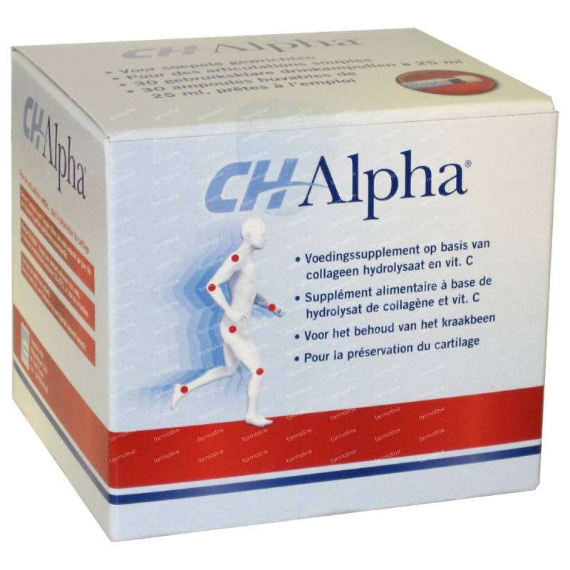 Ch-Alpha product