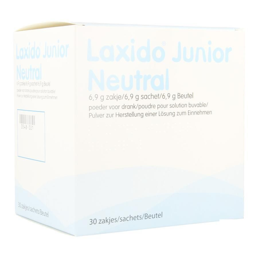 laxido junior neutraal