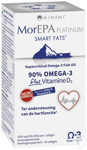 MorEPA Platinum Smart Fats