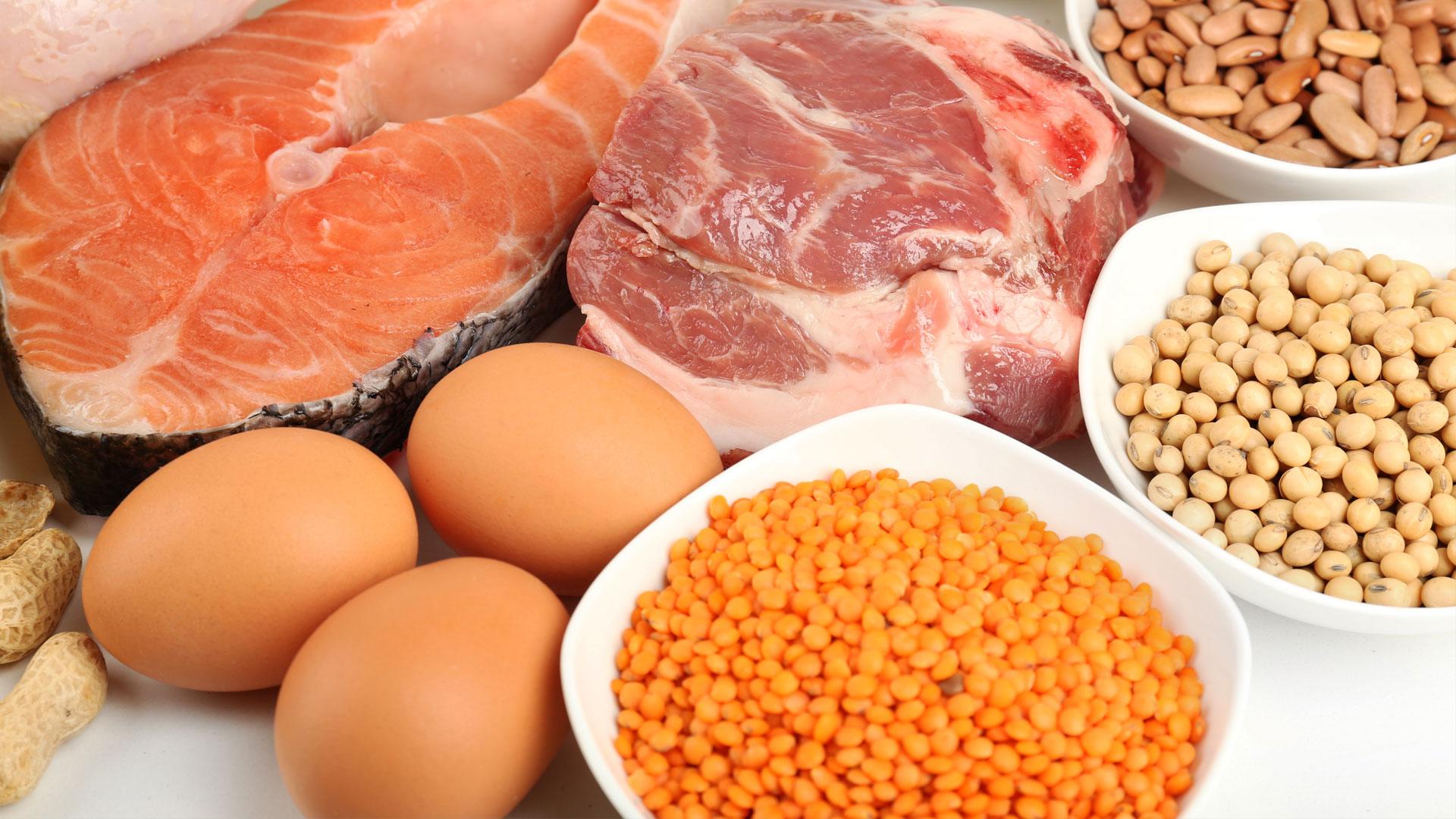 Combien de protéines?