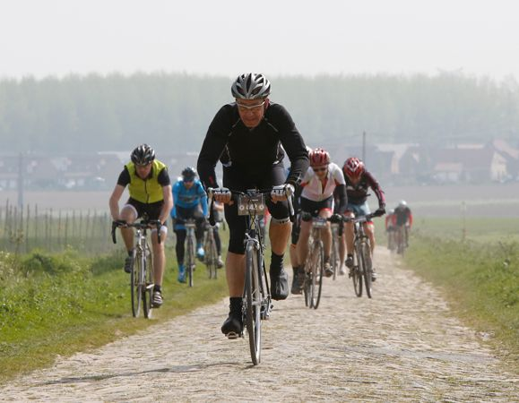 Courses cyclistes: Paris-roubaix