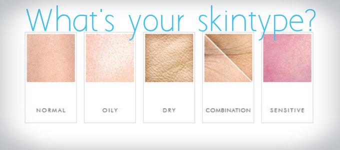 Types de peau