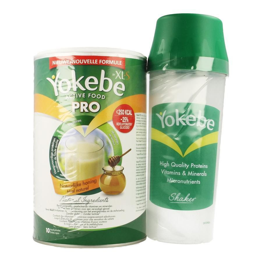 Yokebe Active Food