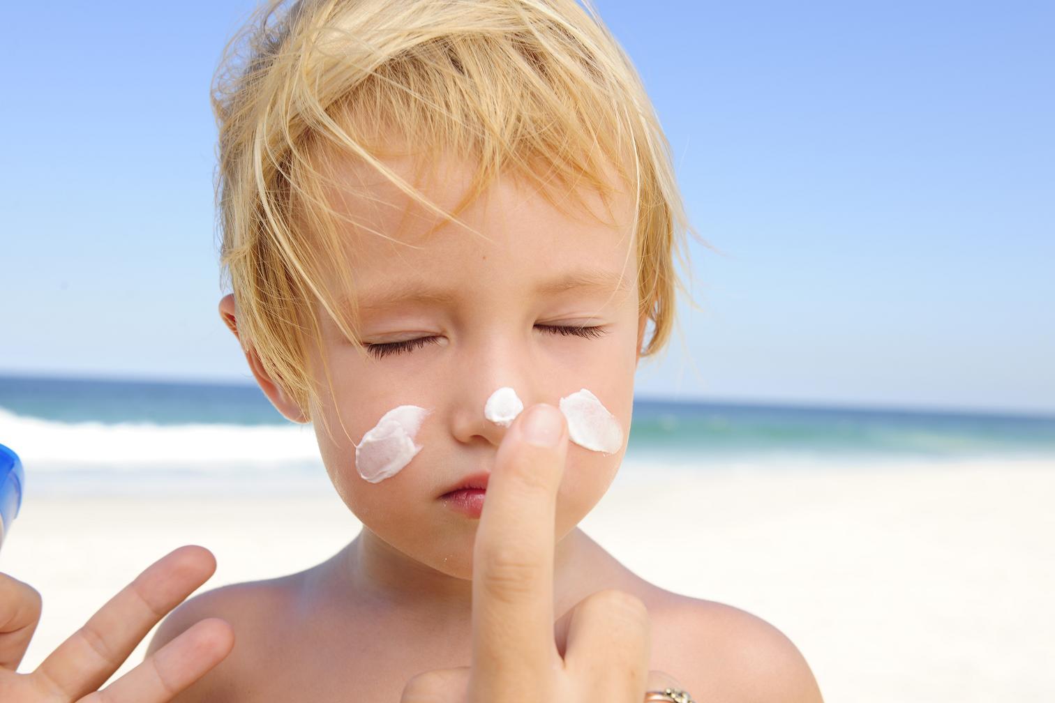 Protéger votre peau contre le soleil